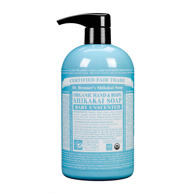 Dr_Bronner organic baby soap
