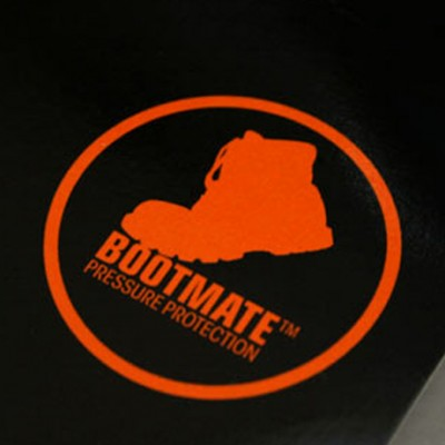 New brand logo design for Bootmate socks