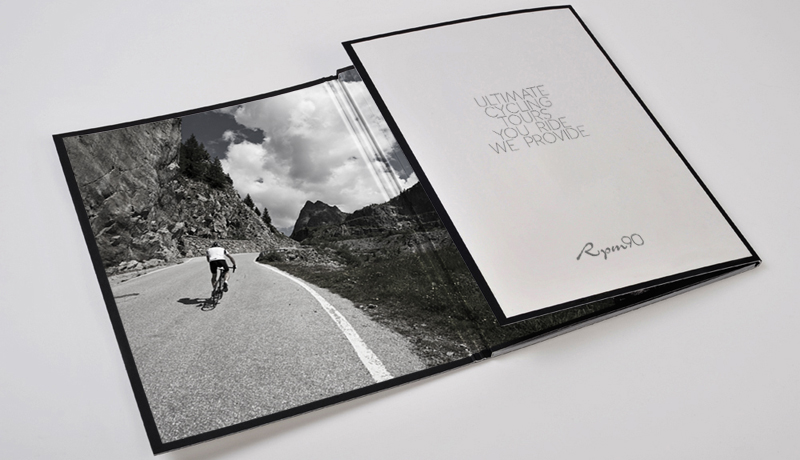 Rpm90 creative brochure design