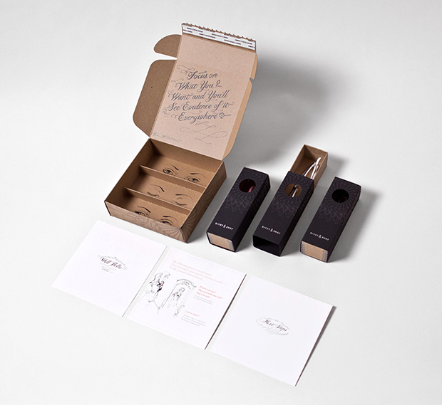 Packaging Designs Which Add an Element of Surprise.