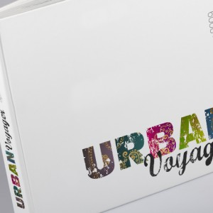 Branding and identity design for Urban Voyager retailer.