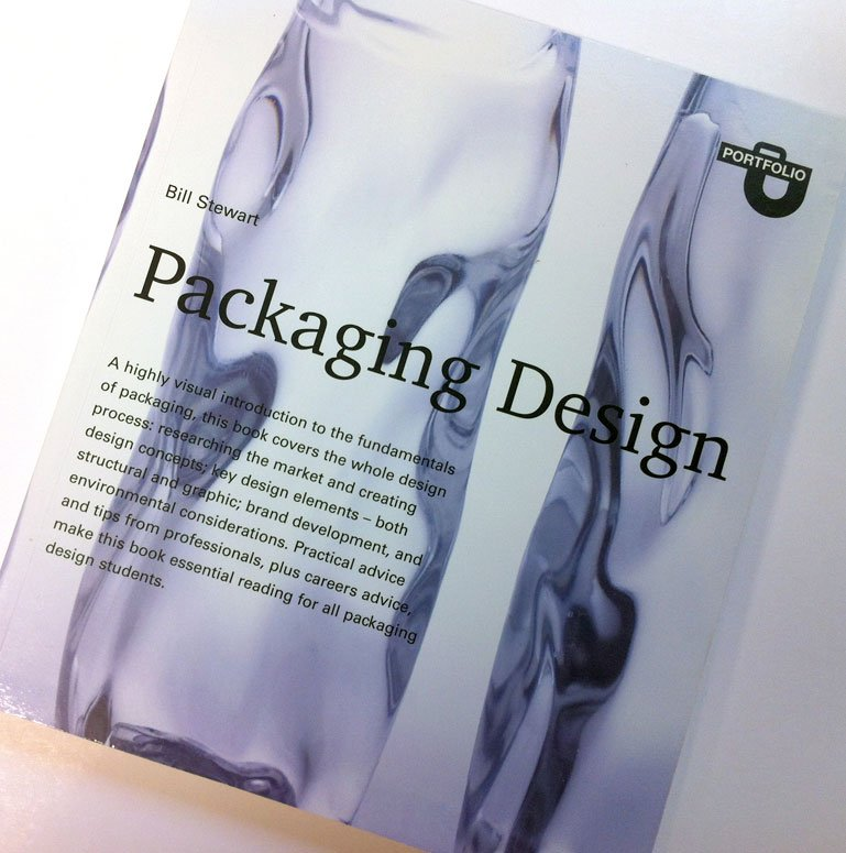 Bill Stewart - Packaging Design Book
