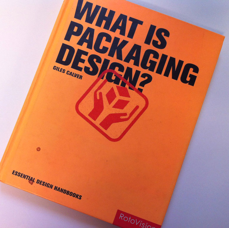 What is Packaging Design? book