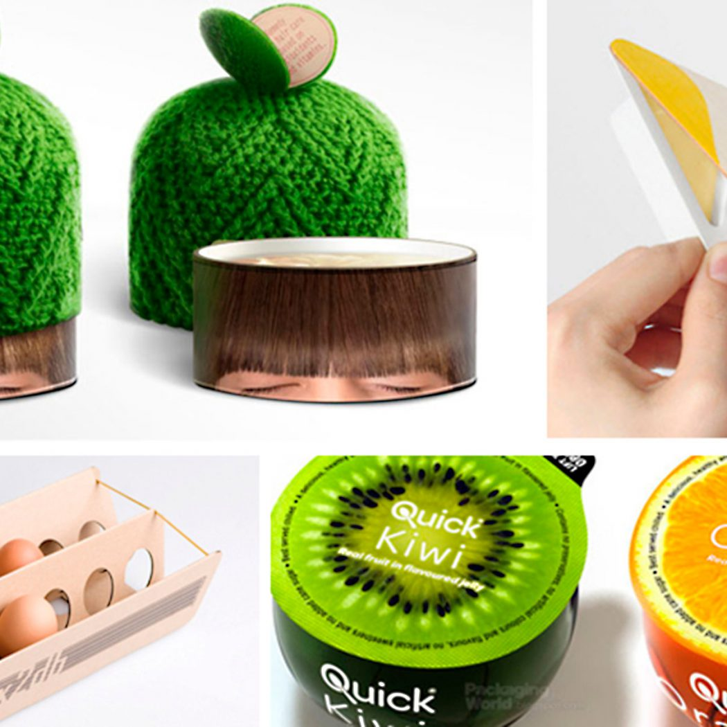 Clever packaging designs. Featured image for the blog 'Quirky and Clever Packaging Design...'