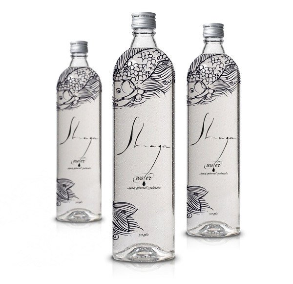 Shaya Private Label Water
