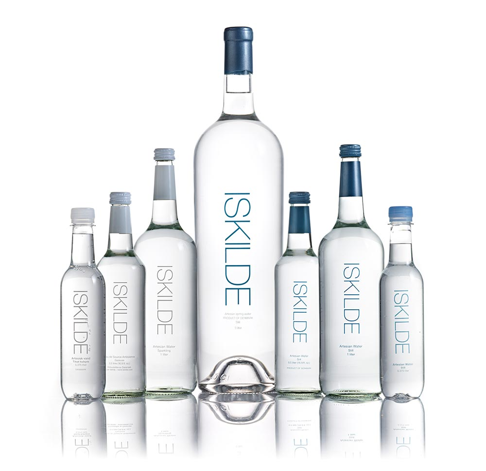 Iskilde Luxury Water Brand