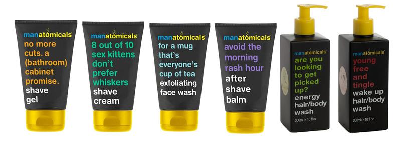 Manatomicals Brand Packaging Design