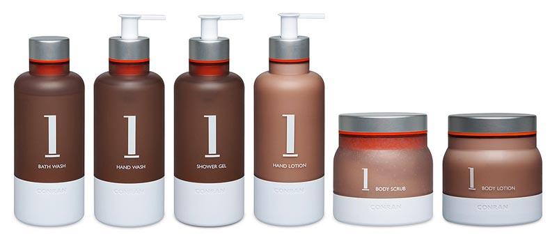 NIVEN JOSHUA X CONRAN packaging Design
