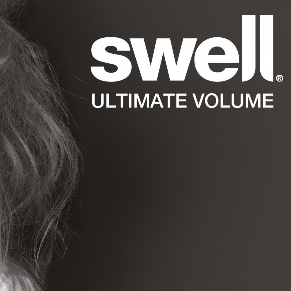 Swell haircare Brand logo