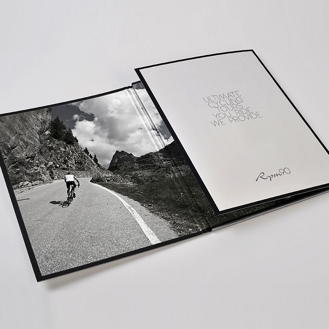 RPM90 brochure design created by brand & packaging design agency, Flipflop Design