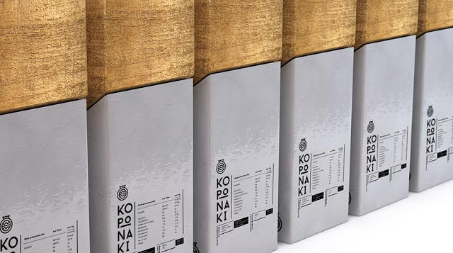 Contemporary Olive Oil Packaging Design - Corona Greek Olive Oil