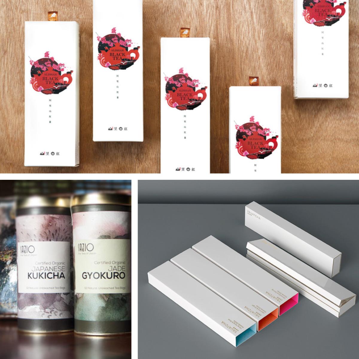 Delightful Tea Packaging. Our top pick of the best tea packaging designs. Flipflop Design.