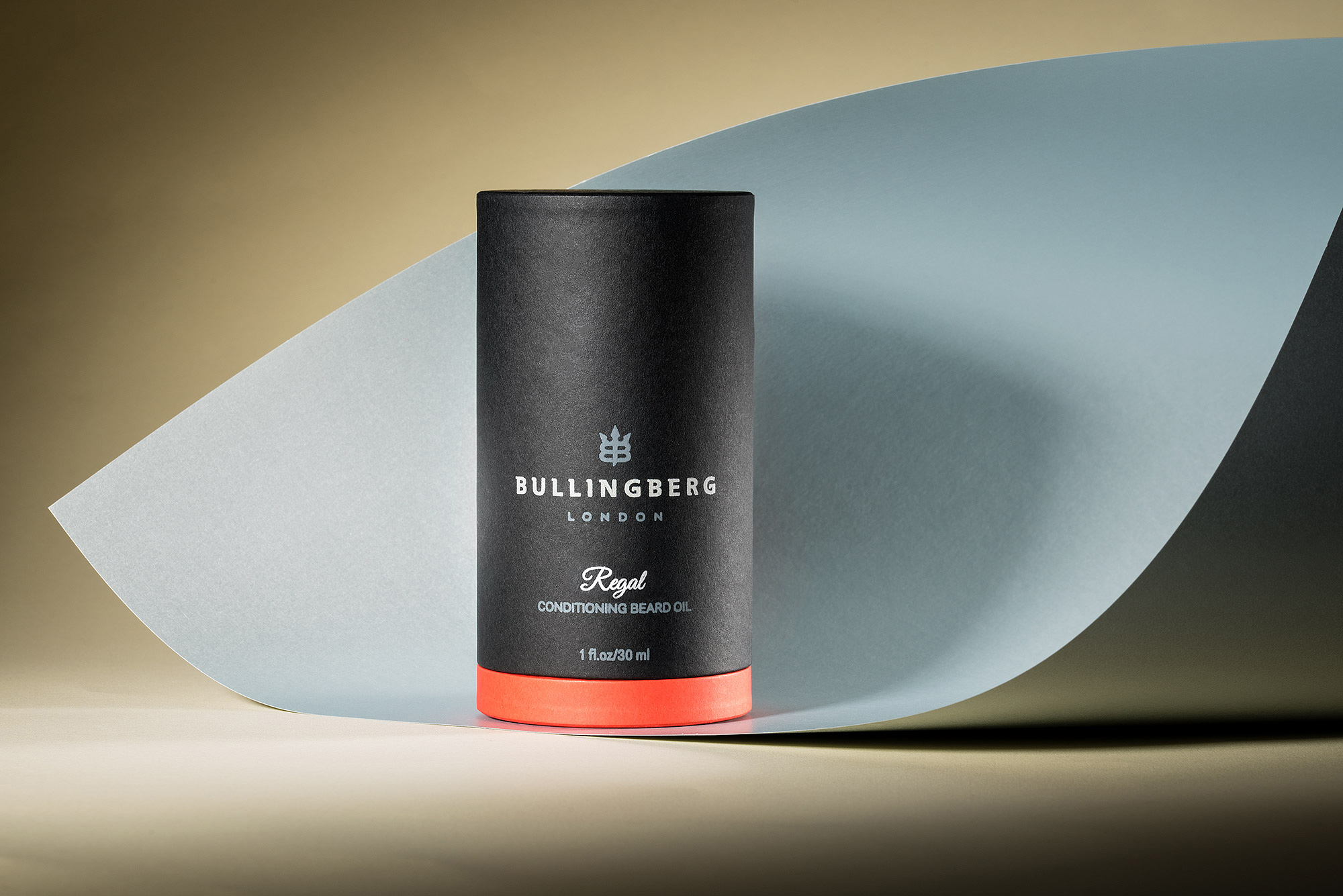 Regal Beard Oil by Bullingberg - Creative Package Design