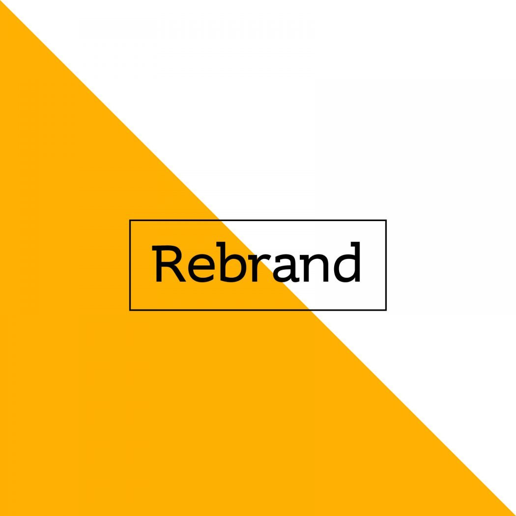 Rebranding Graphic
