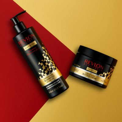 Revlon Realistic Natural Hair Products - Creative Agency Brighton - Flipflop Design