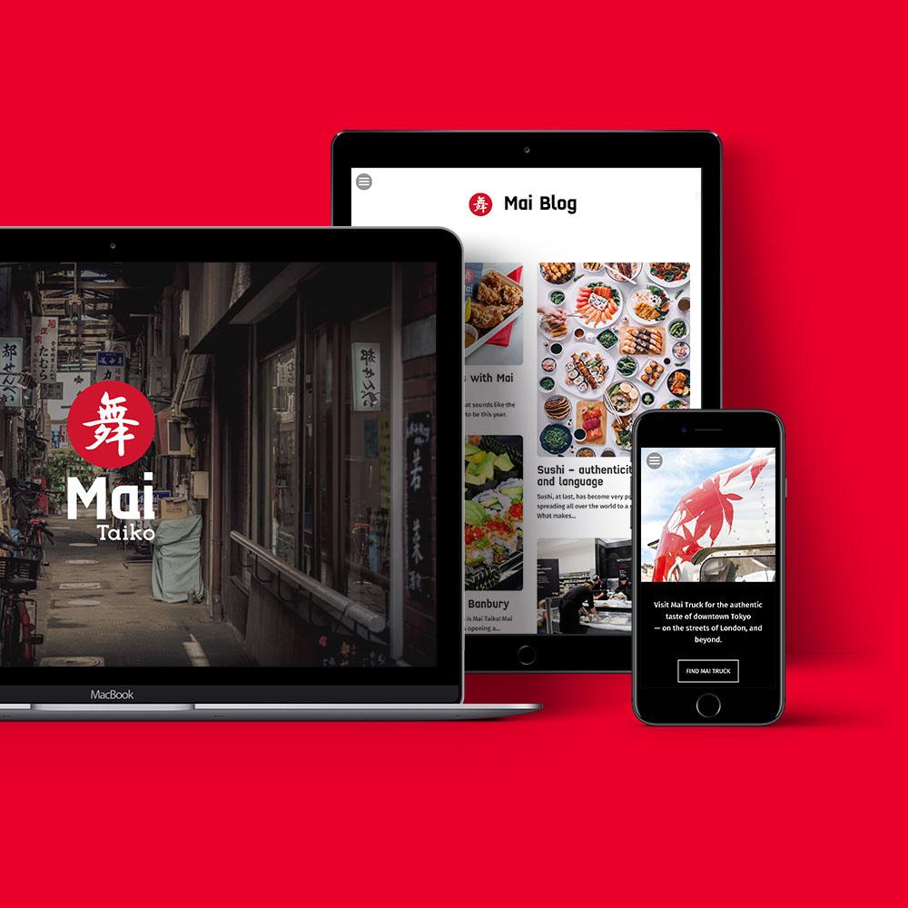 Responsive web design - Brighton Web Design Agency