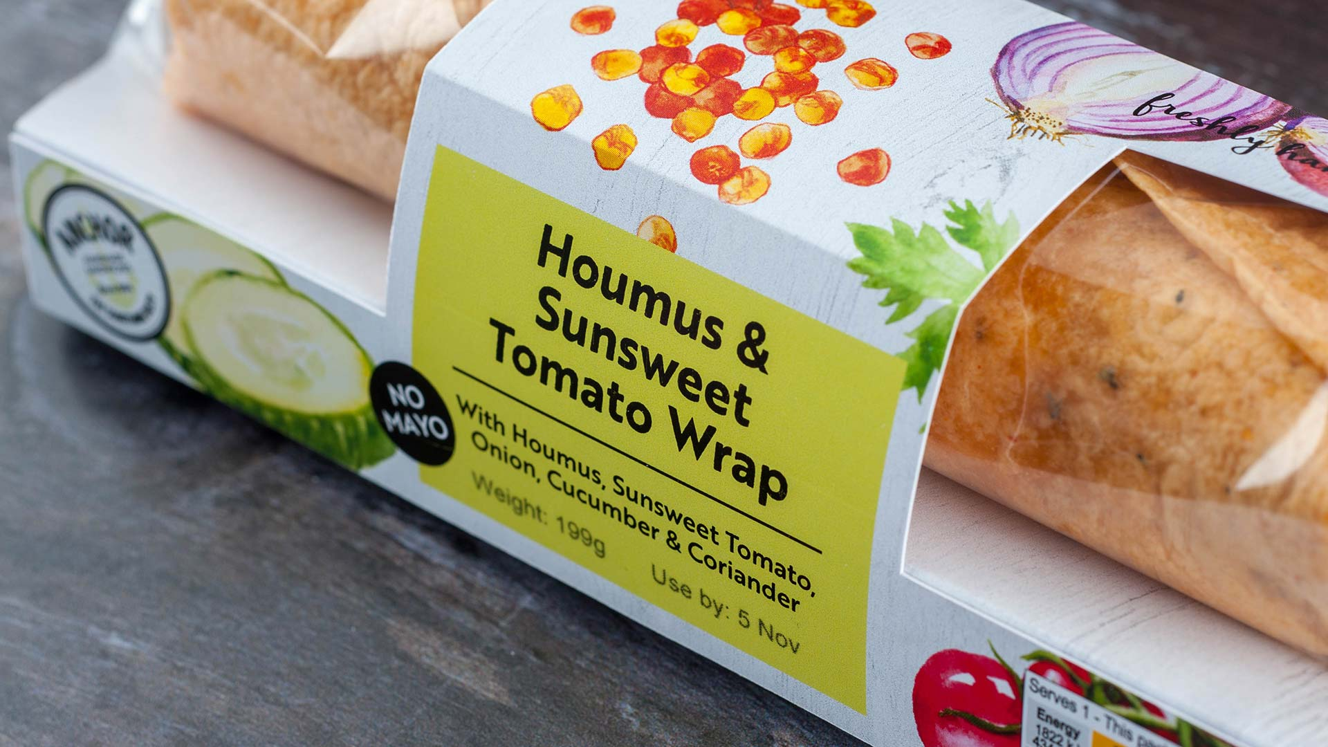 Food Packaging Designers Create Clear Branding and Product Descriptions