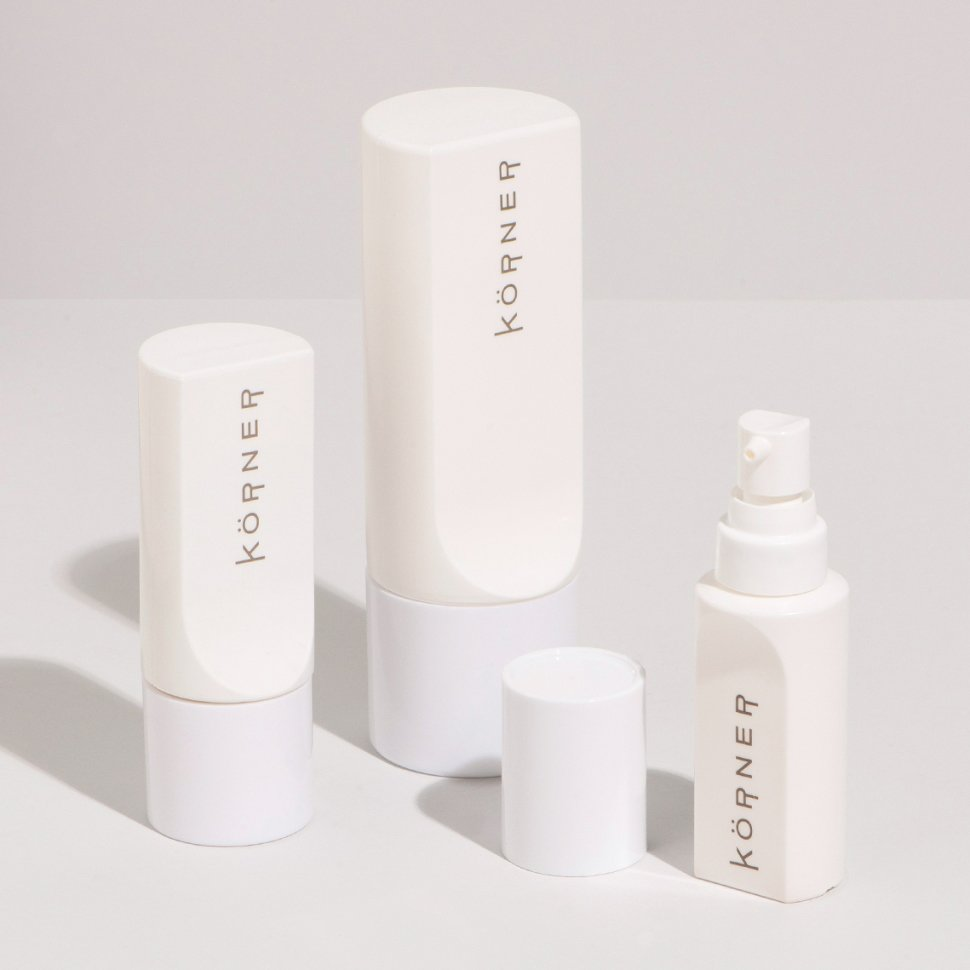 custom package design for skincare