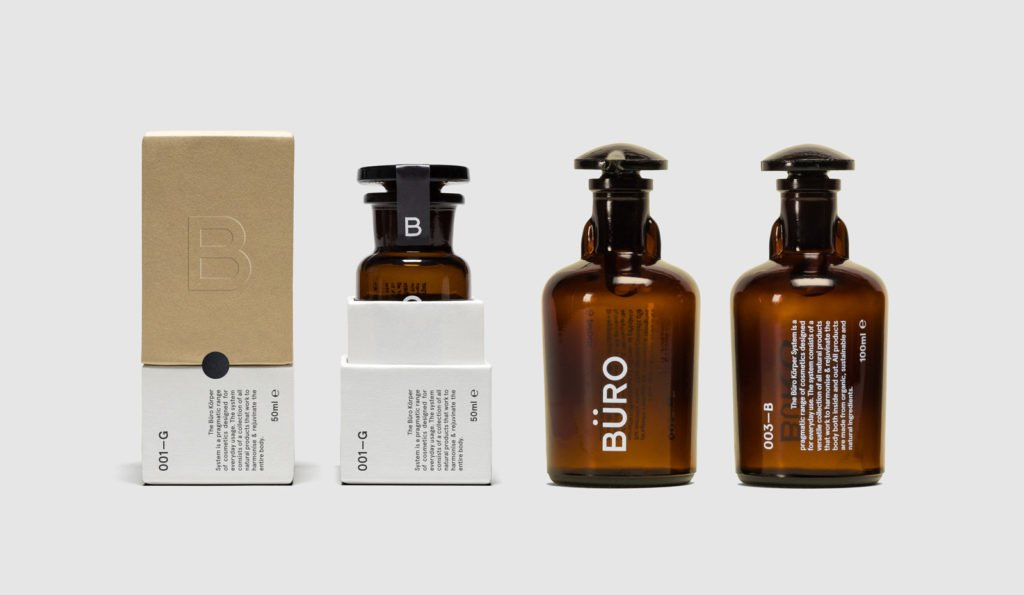Men's Skincare Packaging Design