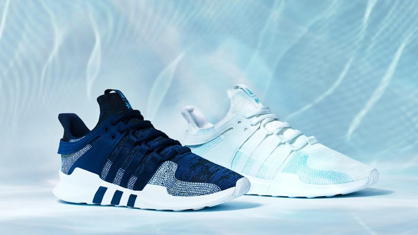 Parley for the Oceans, Adidas