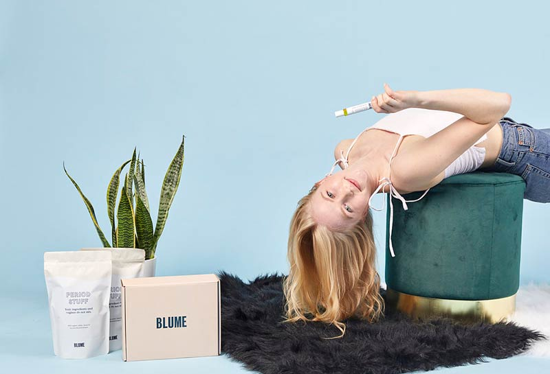Blume subscription brand